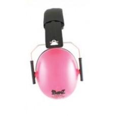 Baby Banz - Protège-oreille pour enfants 2ans+ - Rose