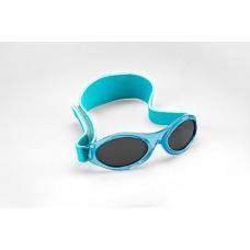 Baby Banz - Lunettes de soleil Bubzee - Bleu Caraïbes