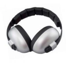 Baby Banz - Protège-oreille pour enfants 0-2ans - Argent