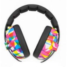 Baby Banz - Protège-oreille pour enfants 0-2ans - Geo Print