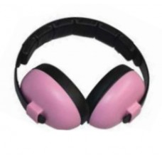 Baby Banz - Protège-oreille pour enfants 0-2ans - Rose