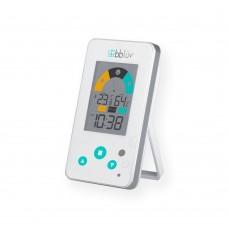 BBLUV - Igrö - Thermomètre / hygromètre numérique 2 en 1 pour chambre de bébé