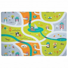 BBLUV - Multi - Tapis de jeu réversible - Forest Road