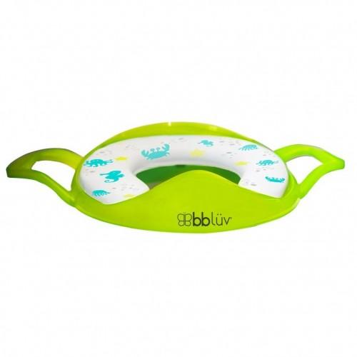 BBLUV - Potï - Siège de toilette - Lime