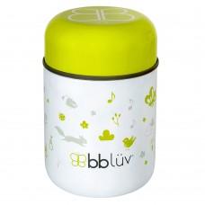 BBLUV - Food - Récipient thermique pour aliments avec cuillère - Lime