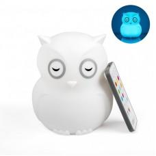 BBLUV - Hibü - Veilleuse portable en silicone
