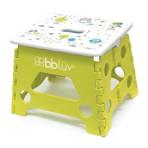 BBLUV - Stëp - Marchepied pliable - Lime
