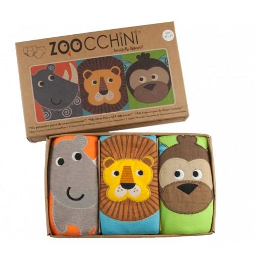 ZOOcchini - Sous-vêtement d'entrainement - Amis du safari Garçon