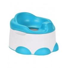 Bumbo - Petit pot et tabouret 2 en 1 - Aqua