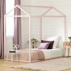 South Shore - Sweedi - Lit simple maison scandinave - Rose