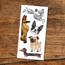 Pico Tatoo - Tatouage pour enfants - Les chiens