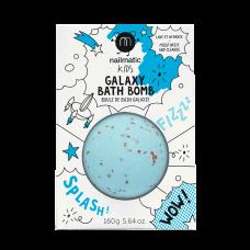 Nailmatic - Bombe de bain colorante et apaisante pour enfants - Comète