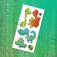 Pico Tatoo - Tatouage pour enfants - Les dinos