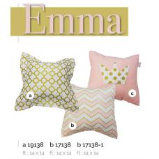 La Libellule - Emma - Coussins disponibles