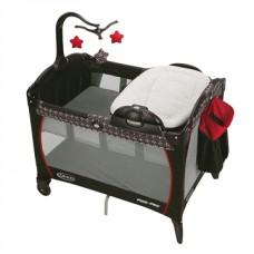 Graco - Parc Pack 'n Play avec chaise longue portative et table à langer - Marco