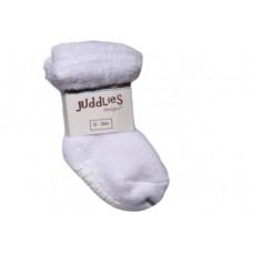 Juddlies - Essential Collection - Bas - Paquet de 2 - Blanc