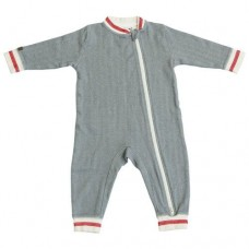 Juddlies - Cottage Collection - Pyjama - Driftwood Grey