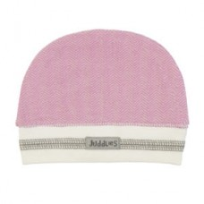 Juddlies - Cottage Collection - Bonnet - Sunset Pink