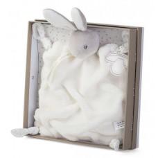 Kaloo - Plume - Doudou lapin - Crème 20 cm - 969563