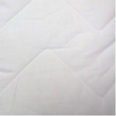KidiComfort - Protecteur de matelas imperméable pour lit de bébé - Blanc