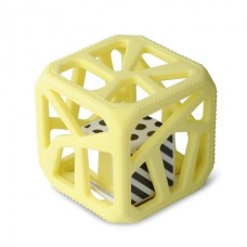 Malarkey Kids - Chew Cube - Cube de dentition - Jaune