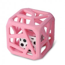 Malarkey Kids - Chew Cube - Cube de dentition - Rose