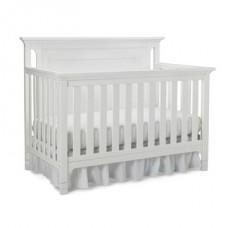 Ti Amo - Lit de bébé transformable Carino - Blanc Neige