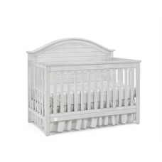 Fisher-Price - Lit de Bébé Transformable - Liam - Blanc brossé