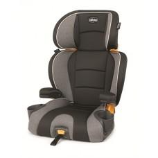 Chicco - KidFit - Siège d'appoint 2-en-1 avec guides pour ceinture de sécurité - Jasper