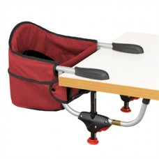 Chicco - Siège de table suspendu Hook-On - Rouge