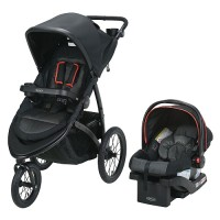 Graco - Road Master Jogging travel system - Evanston