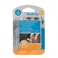 Safety 1st - Verrous à ressort (Paq. de 3)