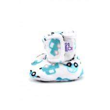 Bébé Ô Chaud - Pantoufles à velcro – Petites Autos