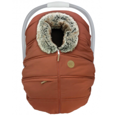 Petit Coulou - Housse protectrice d'hiver - Séquoia / loup