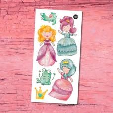Pico Tatoo - Tatouage pour enfants - Les princesses