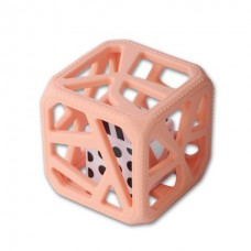 Malarkey Kids - Chew Cube - Cube de dentition - Rose Pêche