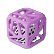 Malarkey Kids - Chew Cube - Cube de dentition - Mauve