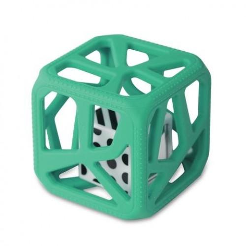 Malarkey Kids - Chew Cube - Cube de dentition - Turquoise