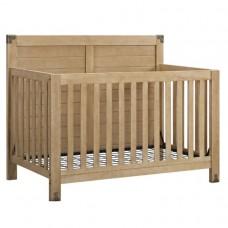 Baby Relax - Lit de bébé convertible 4 en 1 - Ridgeline - Rustic