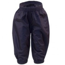 Calikids - Splash pants - Pantalon imperméable printemps/automne - Noir