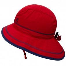 Calikids - Chapeau de plage - Rouge