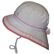Calikids - Chapeau de plage - Blanc