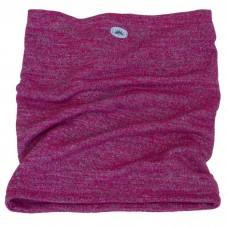 Calikids - Cache-cou en tricot - Fuschia