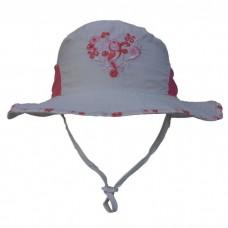 Calikids - Chapeau d'été - Blanc