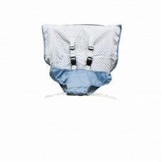 Mint Marshmallow - Couvre-siège de voyage - Bleu