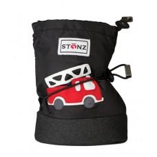 Stonz - Camion de pompier / Noir