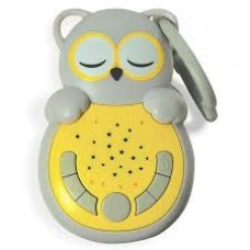 Cloud b - Sweet Dream On the Go - Consolateur tout-en-un - Hibou