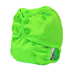 Nuggles - Swimsees ™ - Couche de bain réutilisable (O / S 10-35lbs) - Tree Frog