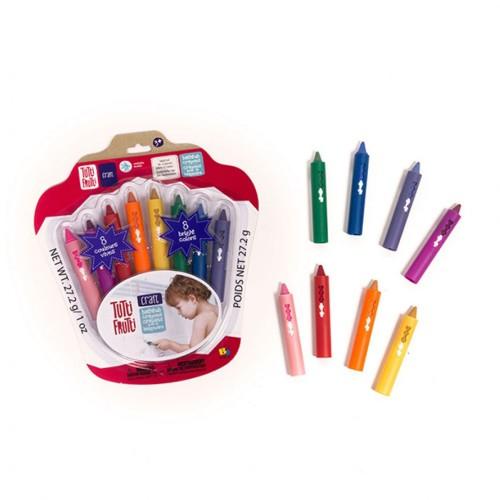 Tutti Frutti -  Crayons lavable pour le bain