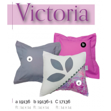 La Libellule - Victoria - Coussins disponibles